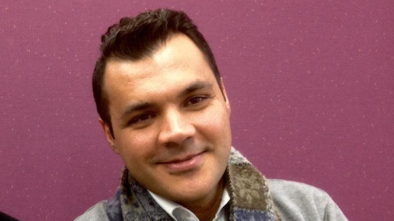Hassan Kekhia flydde tillsammans med sin kusin till Sverige i höstas.