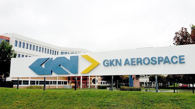 GKN Aerospace i Trollhättan.