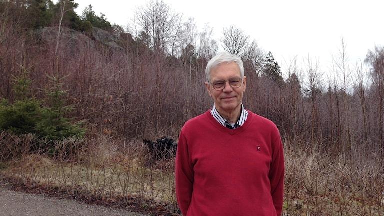 Göran Holmberg Ordförande Elevförbundet