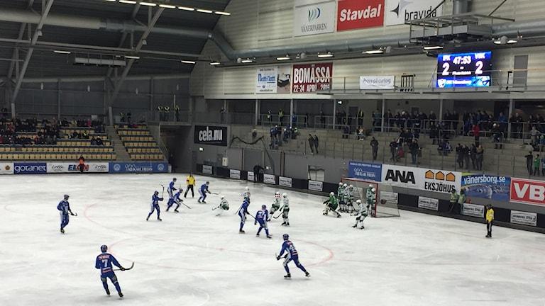 Bandy IFK Vänersborg-Västerås