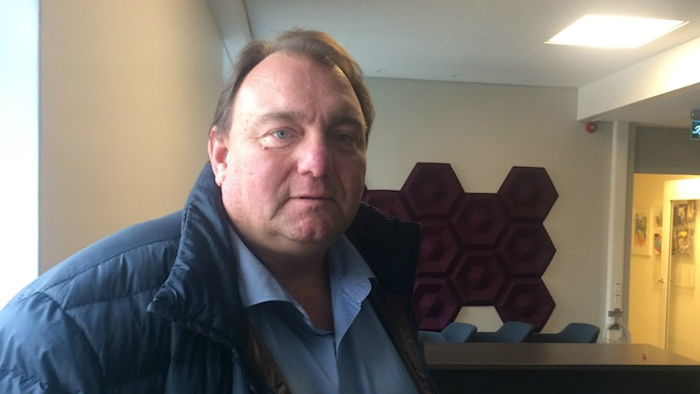 Mats Abrahamsson (M), kommunalråd i Sotenäs