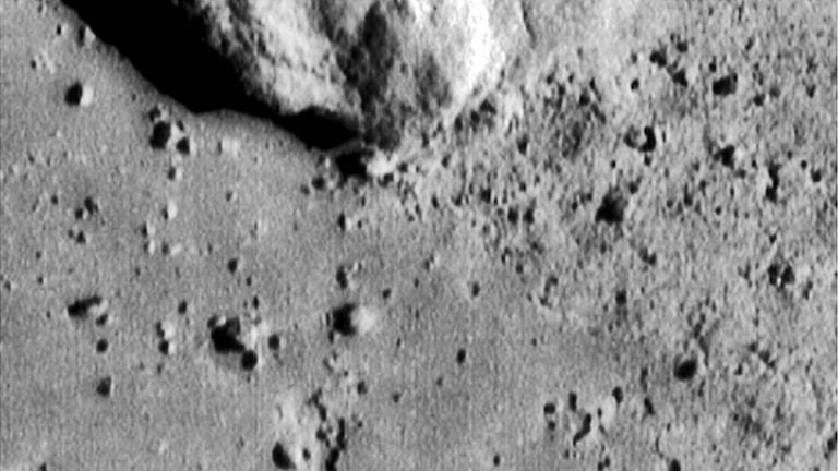 En asteroid.