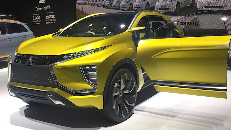 Mitsubishi el-crossover
