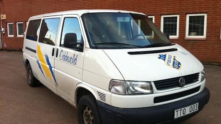 Oddevolds minibuss