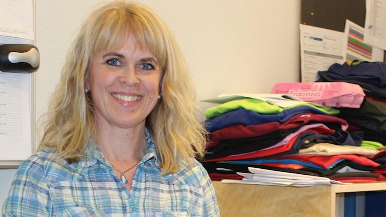 Anna Maria Bonskog, enhetschef för hemtjänsten i Munkedal.