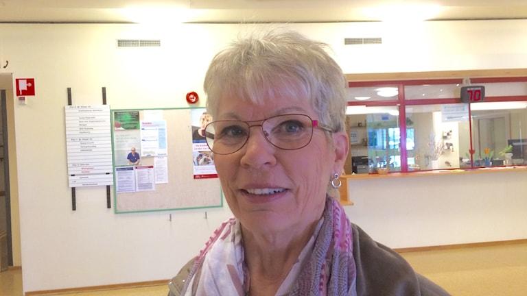 May Lis Svensson, Kommittén för Dalslands sjukhus.