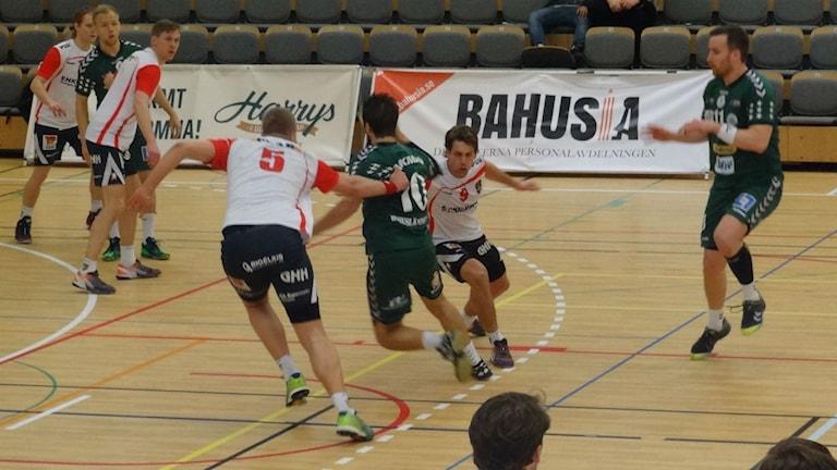 Handboll Kroppskultur mot Enköping i Allsvenskt