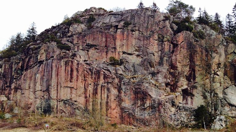 Lysekilspolitikern Fredrik Lundqvist lovar att plocka ner de bultar han olovligen borrat in en privat bergsklippa i Hallinden.