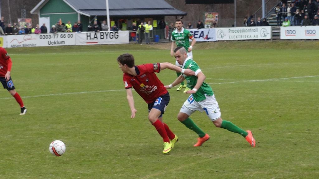 Fotboll Ljungskile - Örgryte närkamp