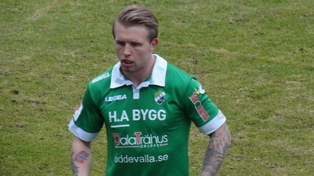 Fotboll Ljungskile Tim Nielsen