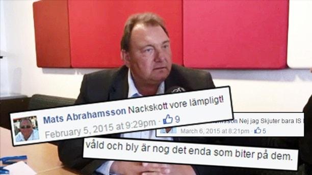 Mats Abrahamsson Facebook