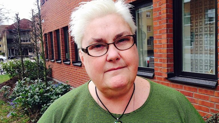 Marie Dahlin (S), kommunstyrelsens ordförande i Vänersborgs kommun.