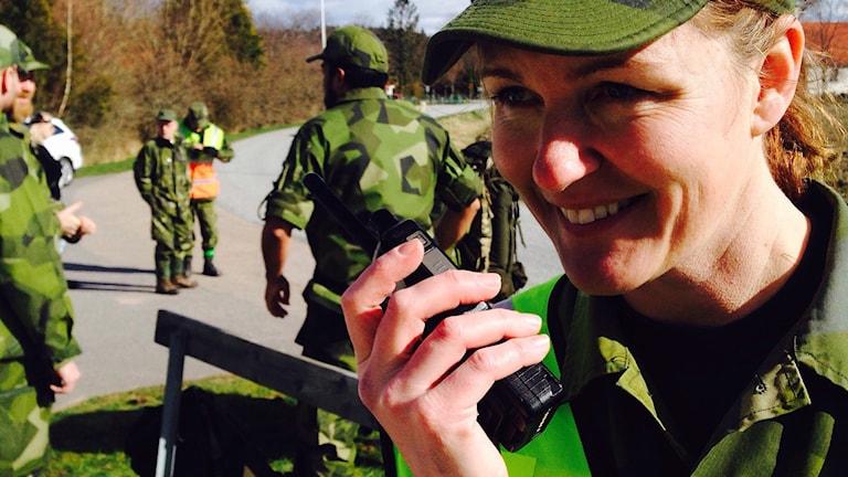 Erica Åbrodd Hemvärnet