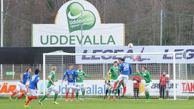 Fotboll Ljungskile-Åtvidaberg