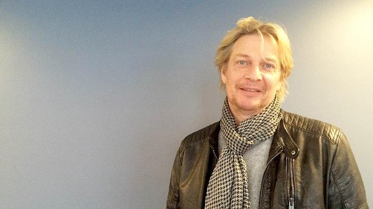 Sångaren Tommy Nilsson. Foto: Susanne Nobel/Sveriges Radio