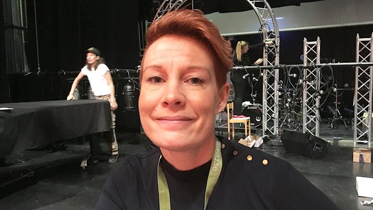 Julia Sandwall projektledare för Imagine Sweden Festival