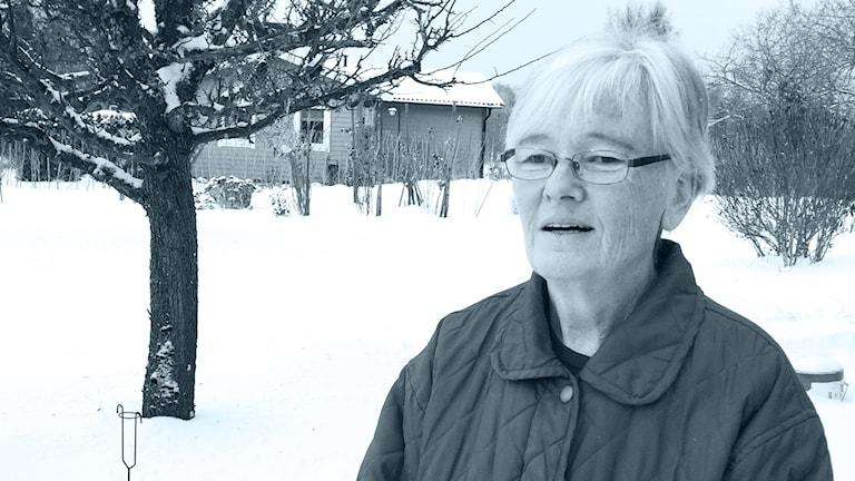 Birgitta Herbertsson. Foto: Richard Veldre/Sveriges Radio