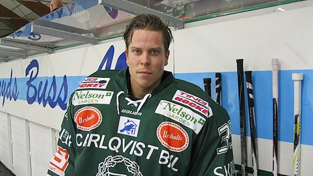 Victor Fasth förlänger inte med Tingsryd. Foto: Roger Bergvik