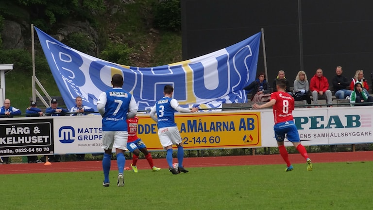Fotboll Oddevold Bohusbataljon
