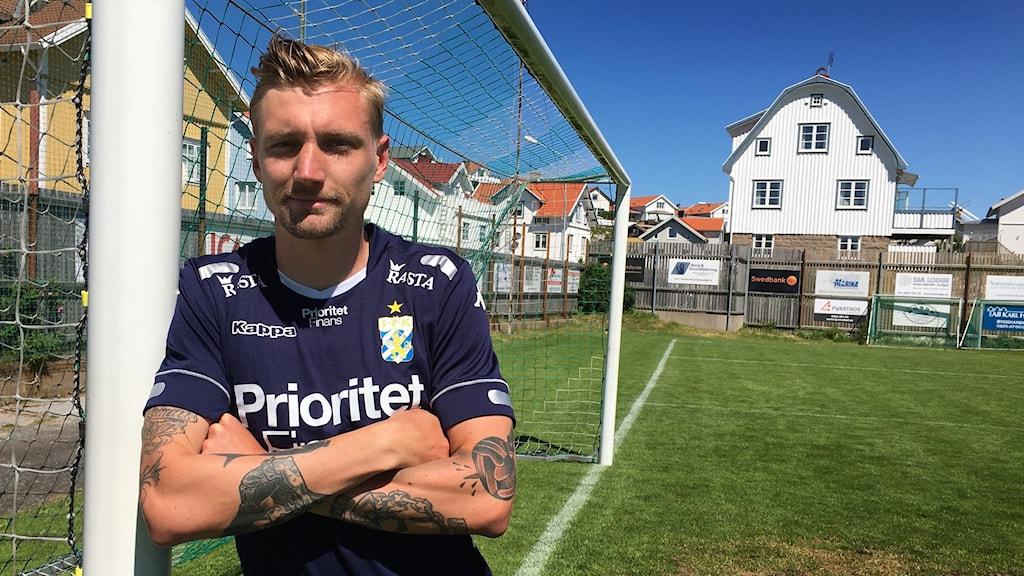 Sebastian Eriksson från IFK Göteborg