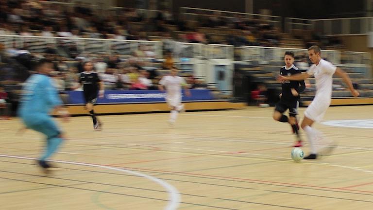 Fredrik Söderqvist i IFK Uddevalla Futsal