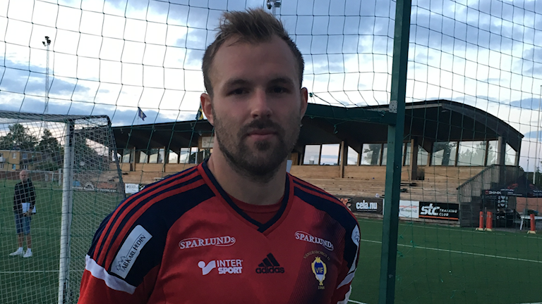 Vänersborgs IF's Emil Guldbrandsen