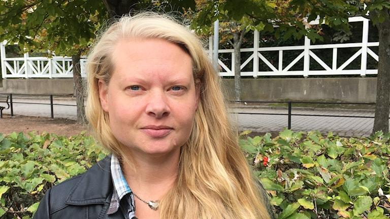 Carin Oleryd, säkerhetssamordnare i Strömstad