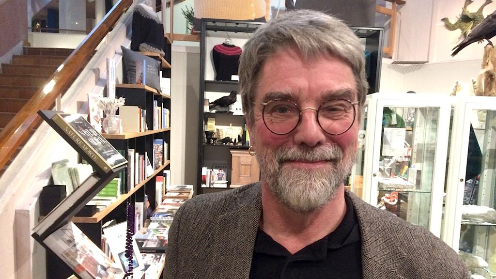 Museichef Hans Kindgren