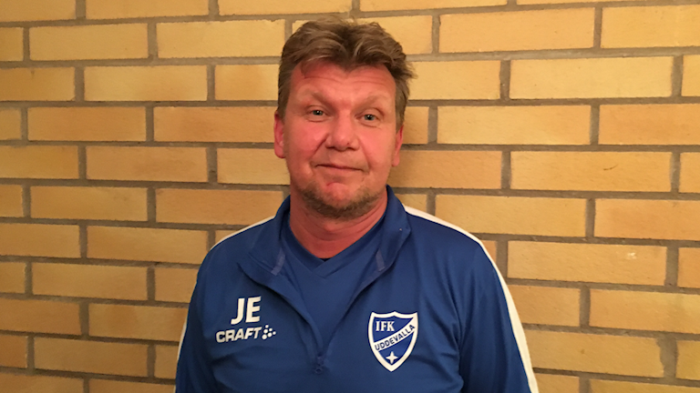 IFK Uddevallas tränare Jörgen Eriksson