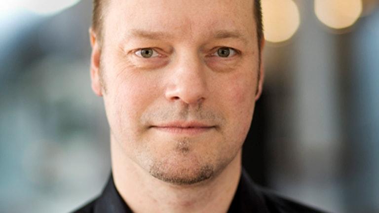 Jesper Strömbäck, professor i journalistik och politisk kommunikation vid Göteborgs universitet. Foto: Johan Wingborg