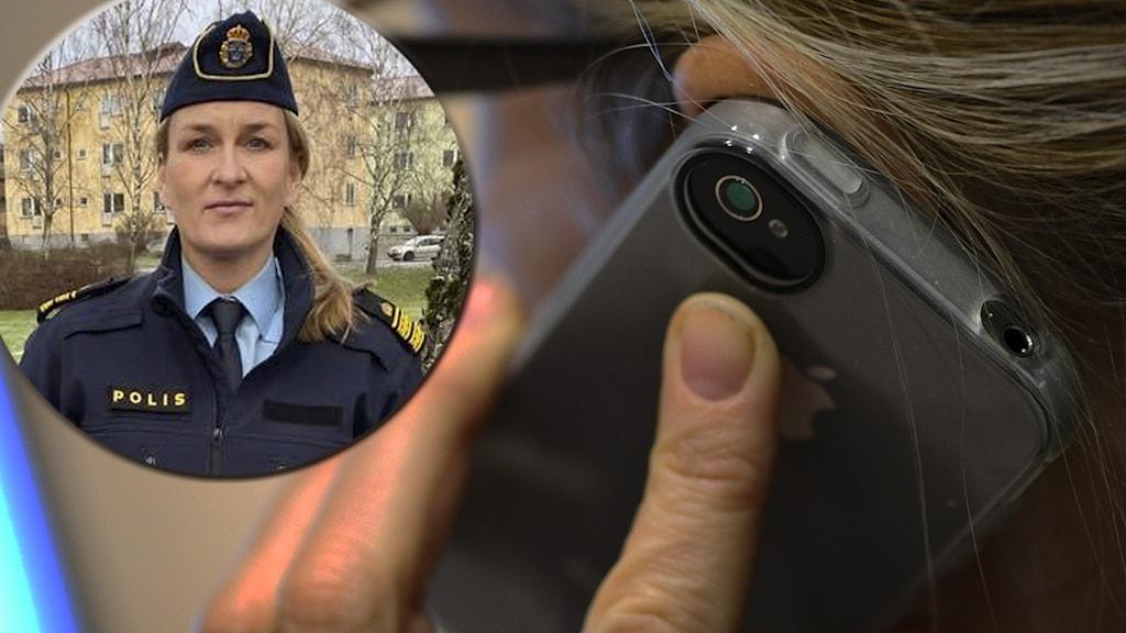 Jenny Wester är polisområdeschef i östra Fyrbodal.