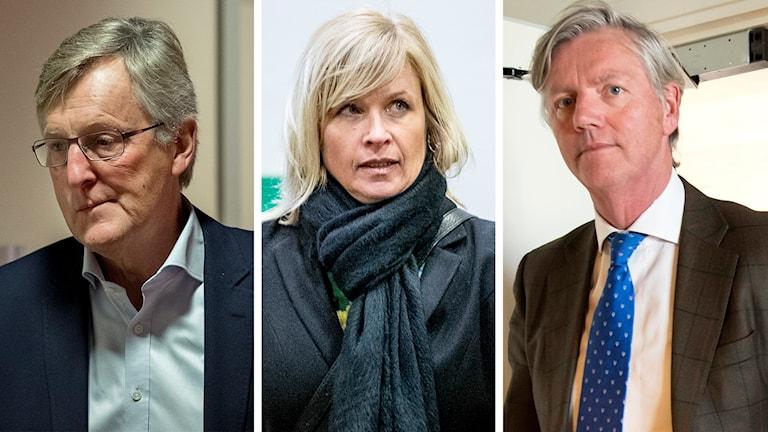 Jan Åke Jonsson, Kristina Geers, Victor Muller