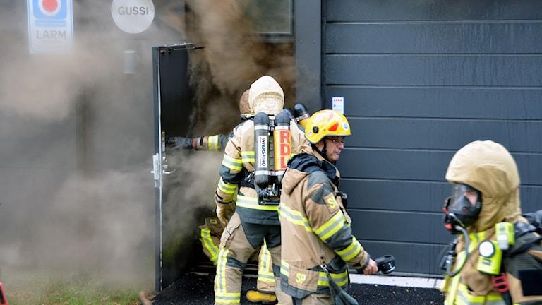 Brandmän Stenungsund