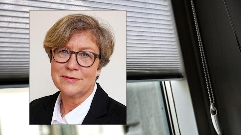 Åsa Witkowski från kvinnofridslinjen