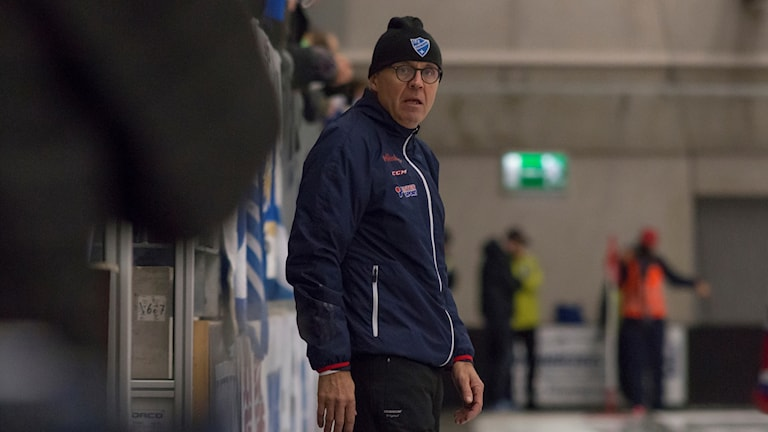 Bandy IFK Vänersborg Stefan Karlsson tränare