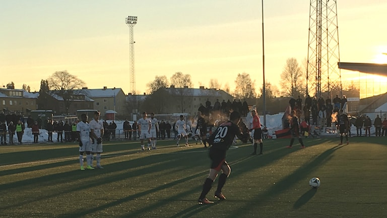 Fotboll FC Trollhättan