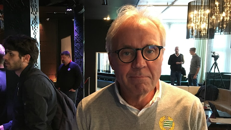 Stefan Karlsson tidigare bandytränare i IFK Vänersborg.