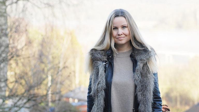 Erika Kvarnlöf från Munkedal