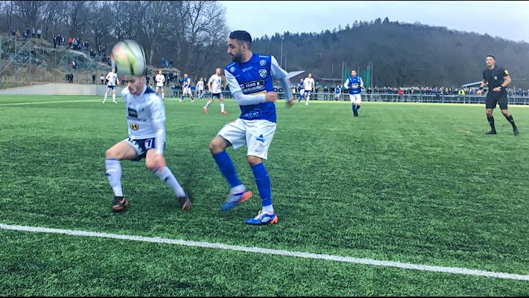 Oddevold tar emot Husqvarna i fotbollens division 1 södra