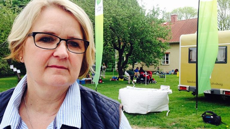 Monica Andersson Skall, vd Hushållningssällskapet Väst