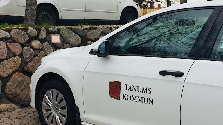 Bil i Tanumshede