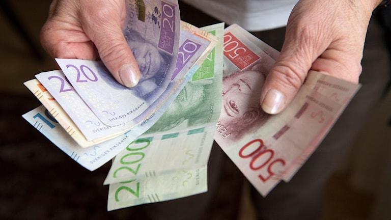 Pengar.