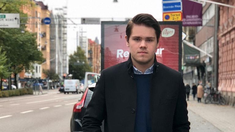 William Bäckman från Ung med psoriasis om hur det är att leva med en av Sveriges vanligaste sjukdomar.