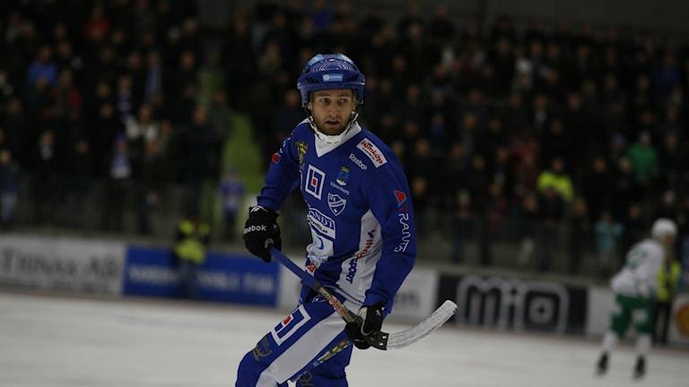 Bandy IFK Vänersborg Joakim Hedqvist