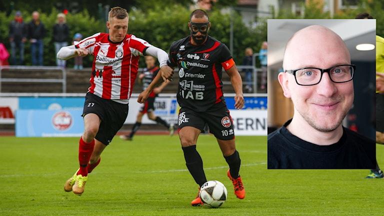 Tomas Bader finns på plats på Edsborg i Trollhättan för att följa FCT:s premiär i division 2 hemma mot Nordvärmland.