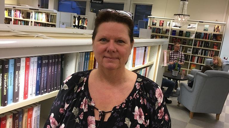 Åsa Karlsson, kommunalråd(S) i Munkedal