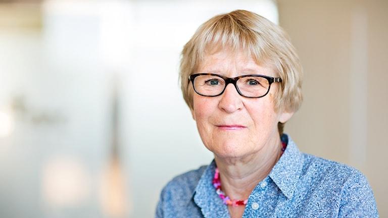 Pressbild Stina Holmberg från BRÅ