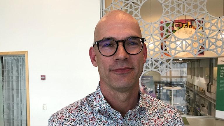 Niclas Lindmark är VD på Swedspot
