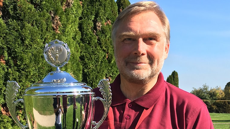 Ulf Palmnäs är vinexpert