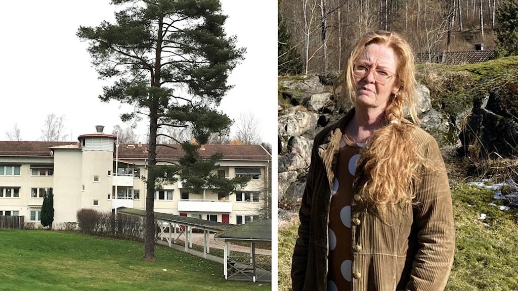 Kolaregården och Maria Andreasson.